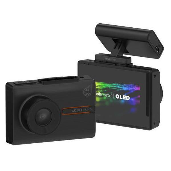 "Dashmate DSH-1252 4K Ultra HD Dual Channel Dash Cam With 3.0"" OLED Touch Screen, WIFI & GPS-Dashmate-Linelink Online"