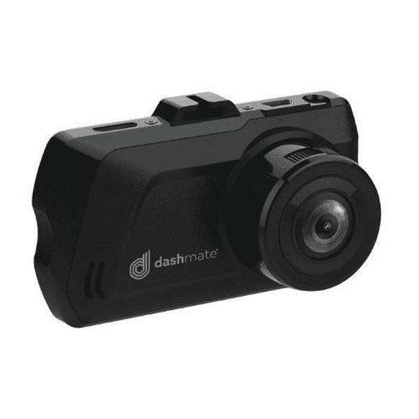 "Dashmate DSH-1252 4K Ultra HD Dual Channel Dash Cam With 3.0"" OLED Touch Screen, WIFI & GPS"