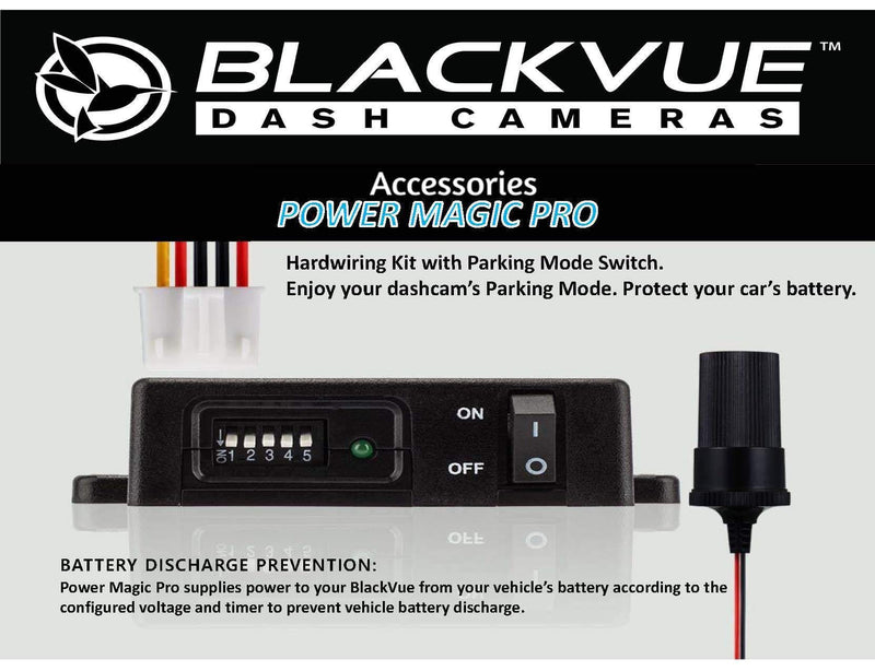 Blackvue Dash Cam Power Magic Pro-Blackvue-Linelink Online