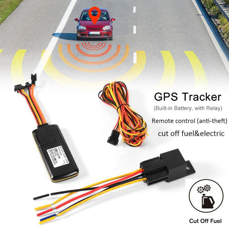 Tracker One 4G TK-419B GPS Vehicle Tracker With Backup Battery-Tracker One-Linelink Online