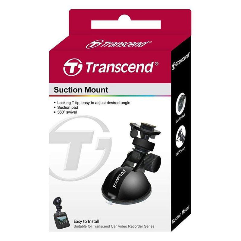 Transcend Suction Mount for DrivePro Dash Cams-Transcend-Linelink Online