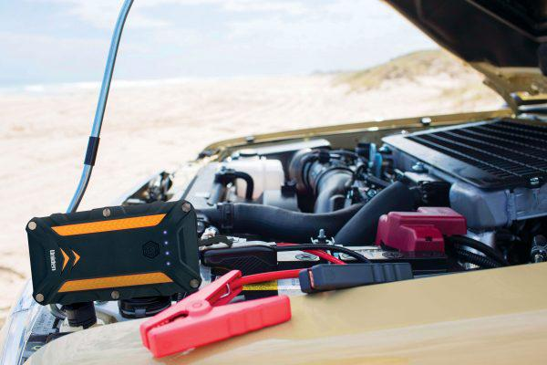 Uniden UPP1000 10000mAh Waterproof Jump Start Kit And Power Bank-Uniden-Linelink Online