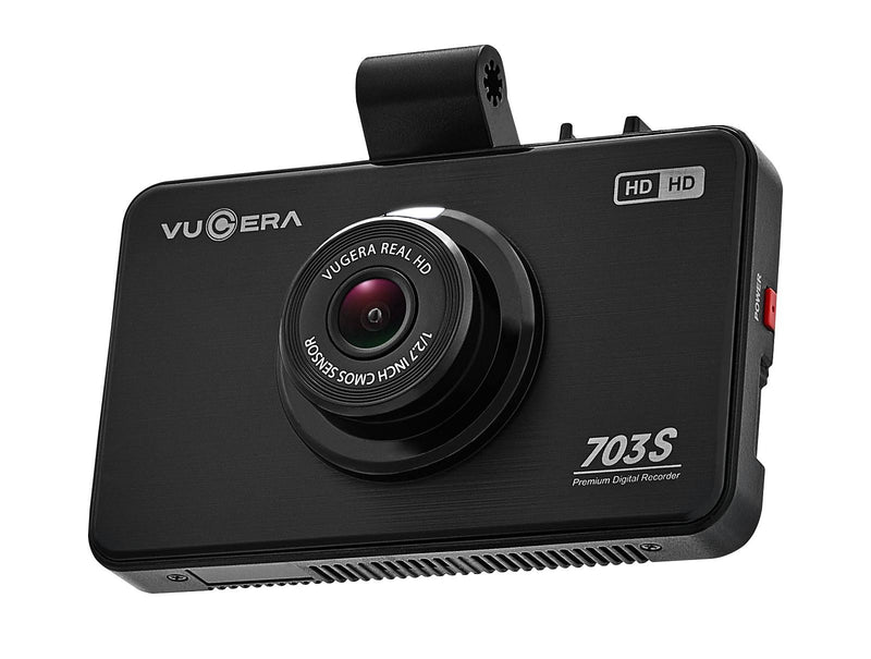 "Vugera VG-703S HD Dash Cam 32Gb With 3.5"" LCD Touch Screen-Vugera-Linelink Online"