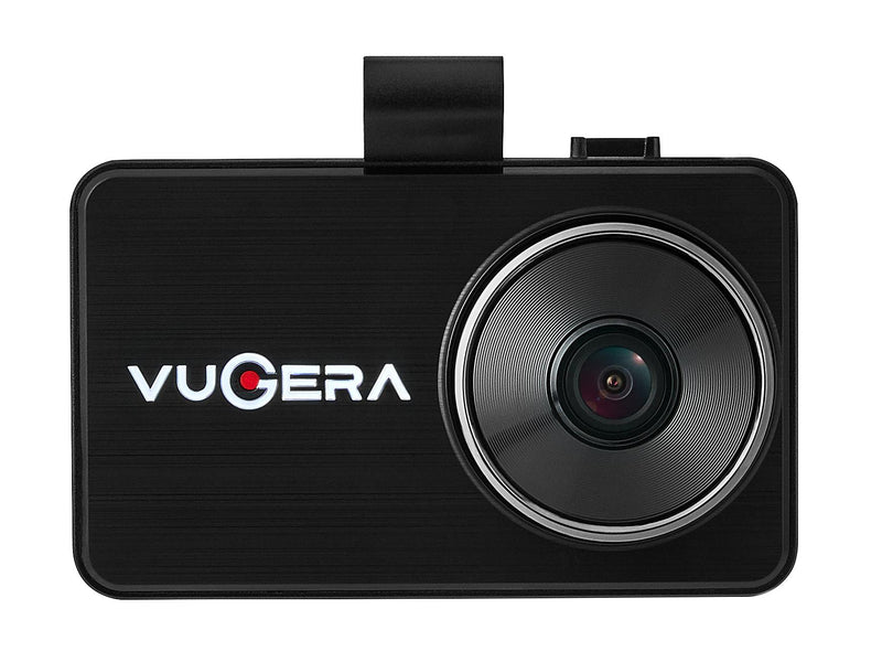 Vugera VG-903S 2CH Dual Camera FHD Dash Cam 64Gb With OBD Power Cable & GPS-Vugera-Linelink Online