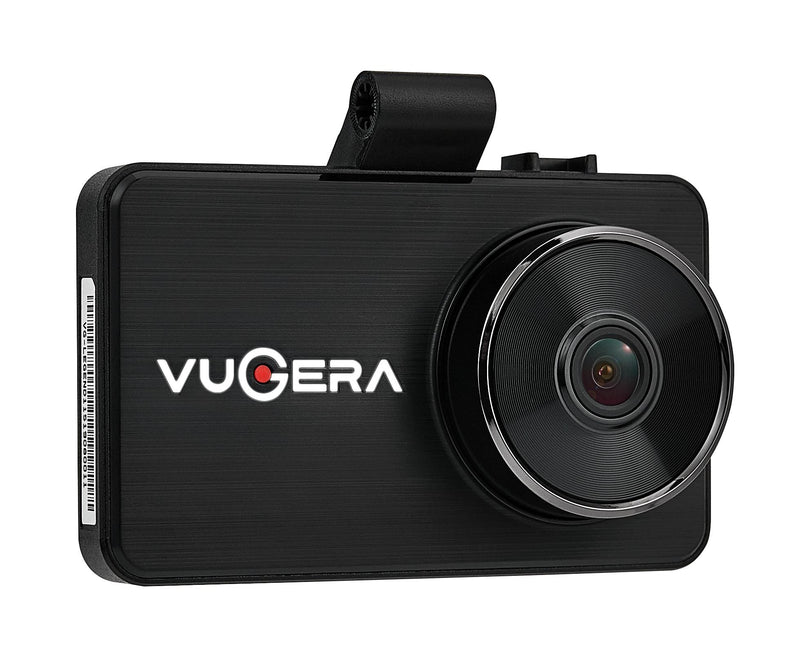 "Vugera VG-903S Front Camera FHD Dash Cam 64Gb With 3.5"" LCD Touch Screen-Vugera-Linelink Online"