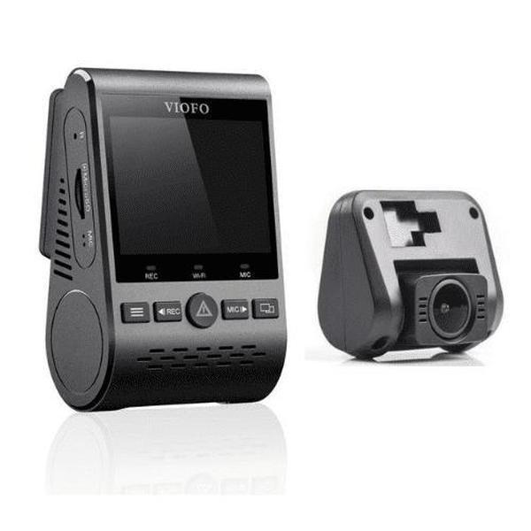 "Vugera VG-803S Front Camera FHD Dash Cam 32Gb With 3.5"" LCD Touch Screen"
