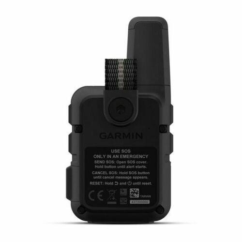 Garmin inReach Mini GPS Satellite Communicator & Tracker - Black-Garmin-Linelink Online