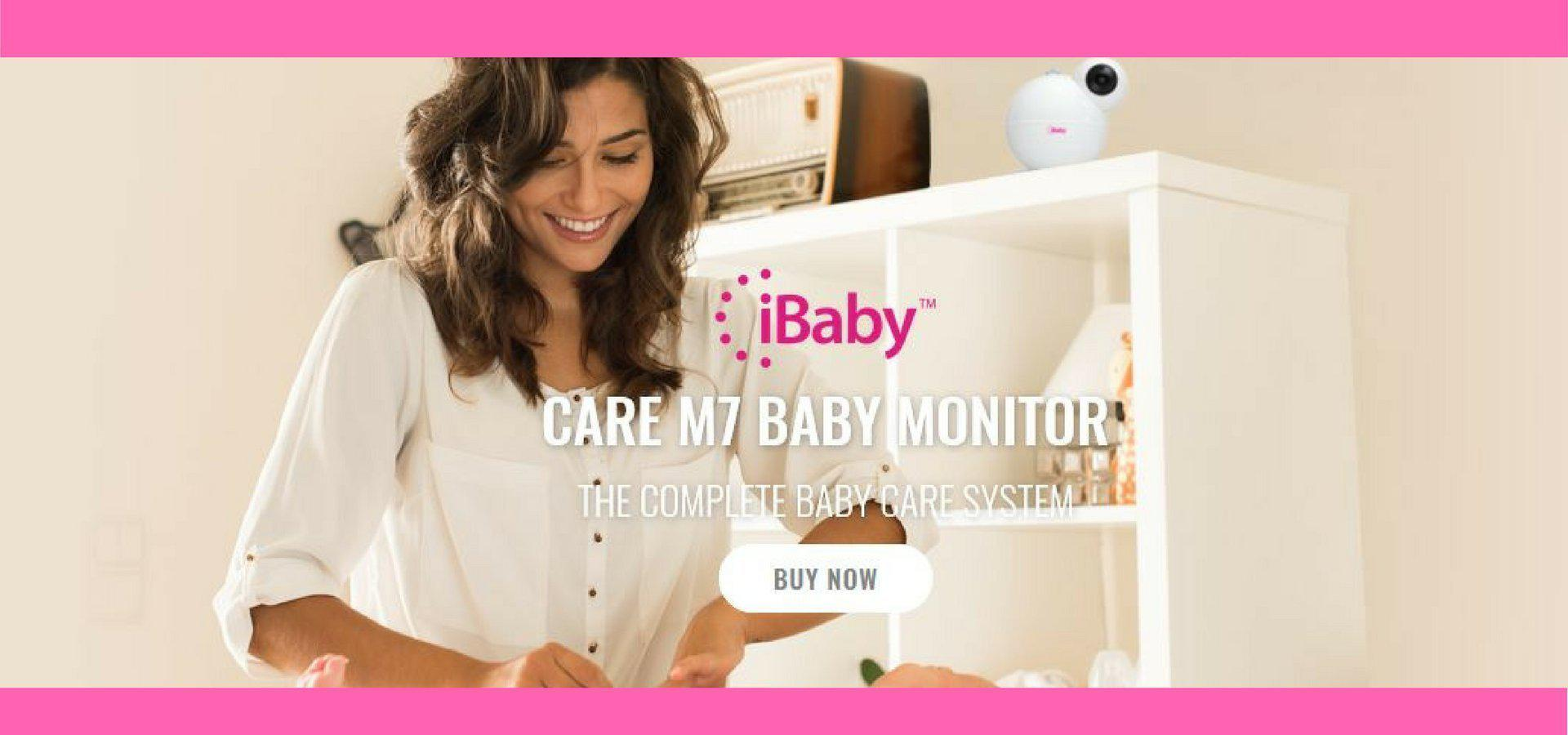 Buy iBaby M7 Smart Baby Monitor