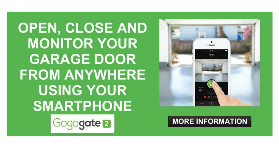 GoGoGate 2 - Open Your Garage From Anywhere