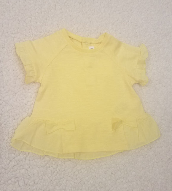 Yellow Bow T-shirt