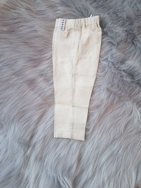 Linen Long Trousers