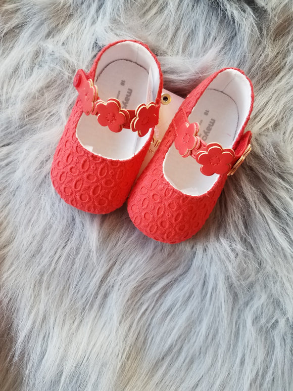 Poppy Mary Jane Shoes