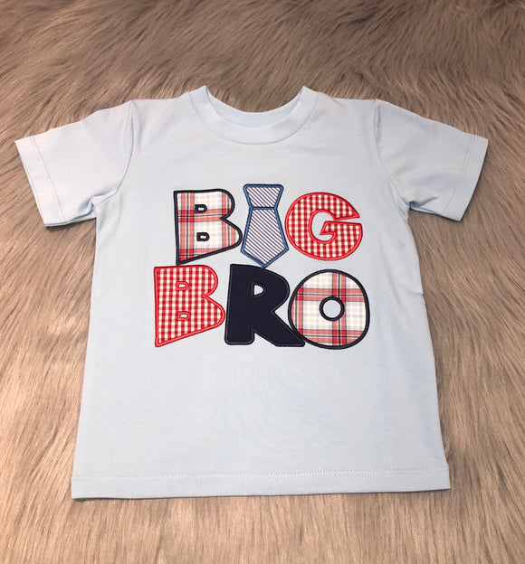 Big Bro Applique T-Shirt