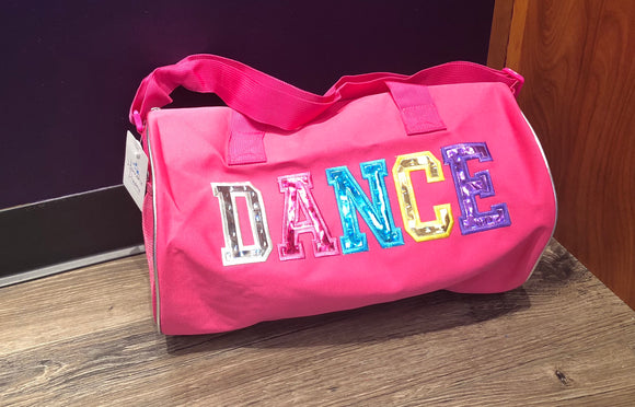 Dance Laser Duffle Bag