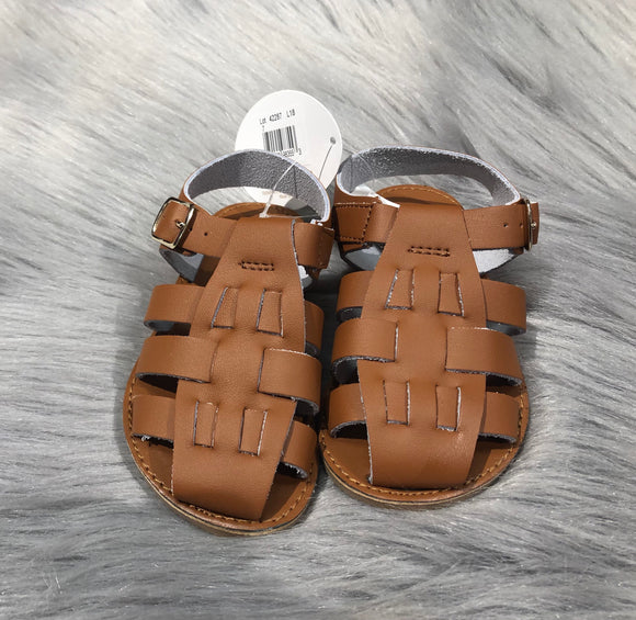 Leather Fisherman Sandals