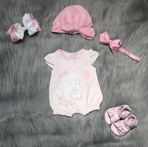 Baby Rose Kitty One Piece