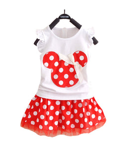 Mouse Princess Skirt Set