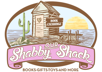 Our Shabby Shack and Book Exchange