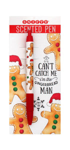 Gingerbread Scented Pen
