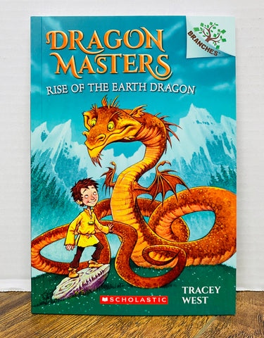 Dragons Masters Rise of the Earth Dragon