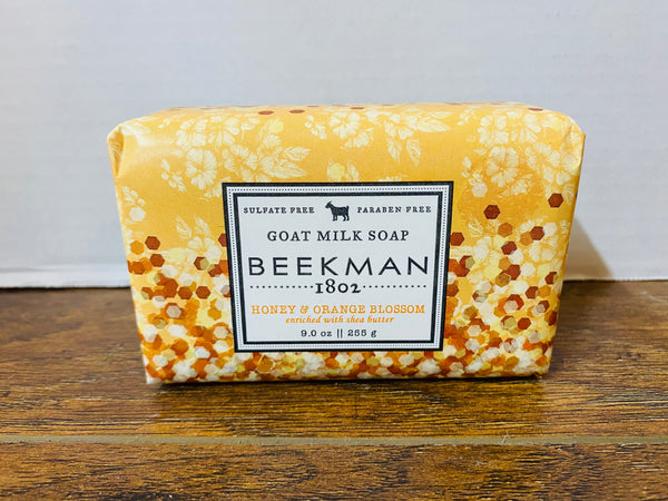 Beekman 1802 Goat Milk Soap Bar 9oz