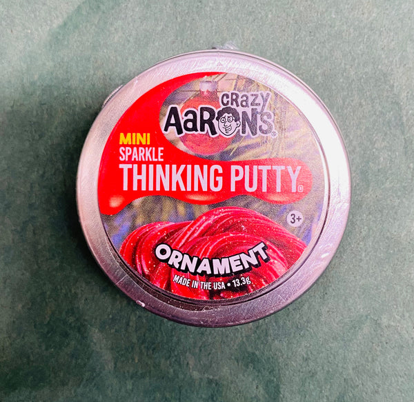 Crazy Aaron's Thinking Putty Mini