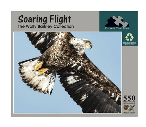 Soaring Flight Jigsaw Puzzle 550