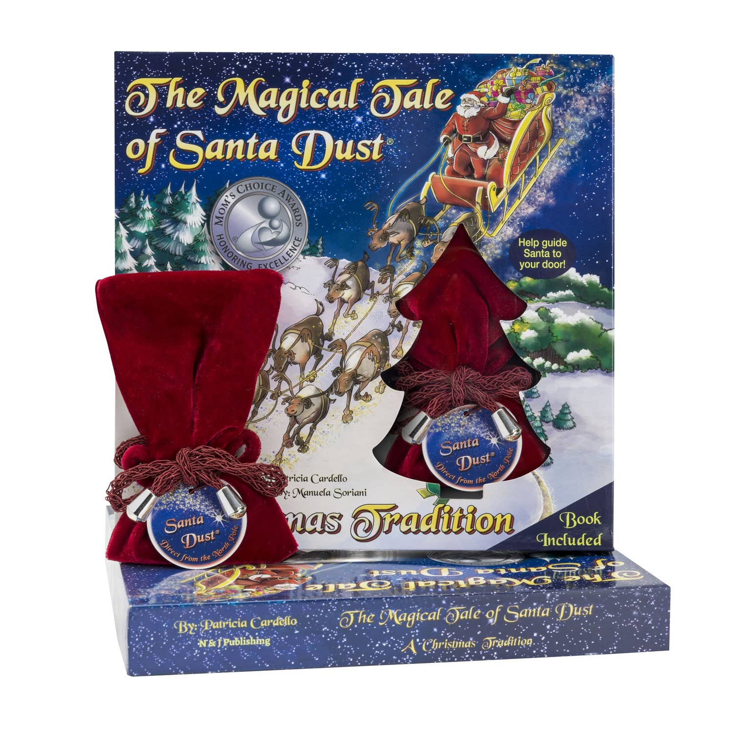 The Magical Tale of Santa Dust - A Christmas Tradition Book