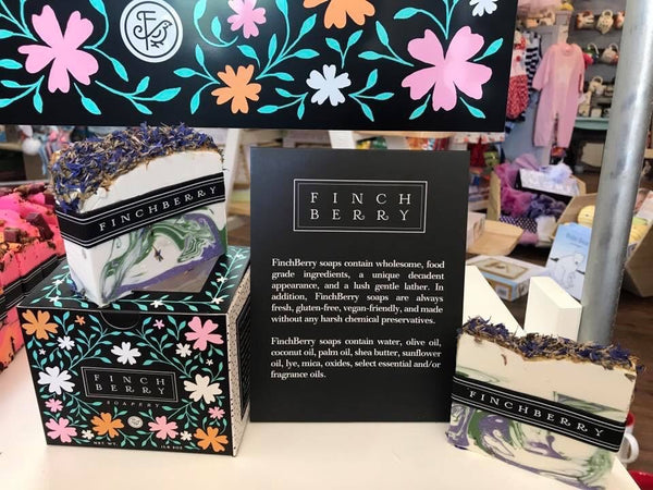 Finch Berry Soaps
