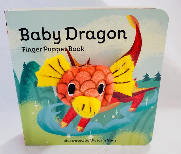 Choice of Puppet Board Books