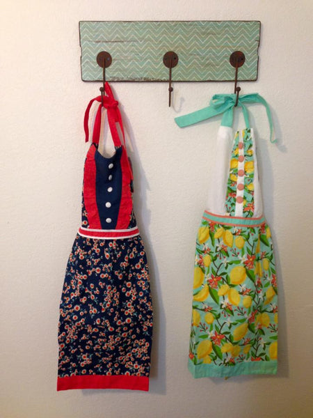 Sunshine and Lemons Apron