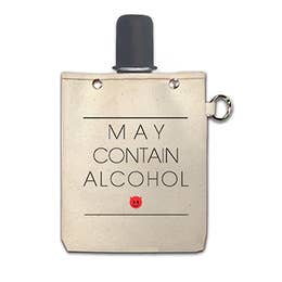 Choice of 8 oz Flask