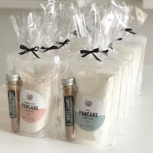 Pancake Mix & Spiced Sugar Gift Pack