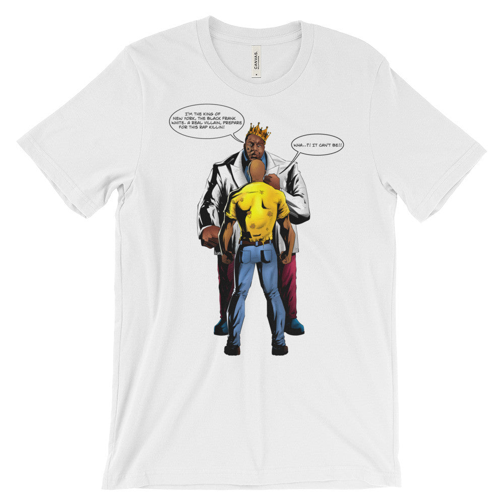 King of New York - Unisex short sleeve t-shirt