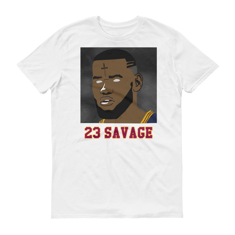 23 Savage - Short sleeve t-shirt