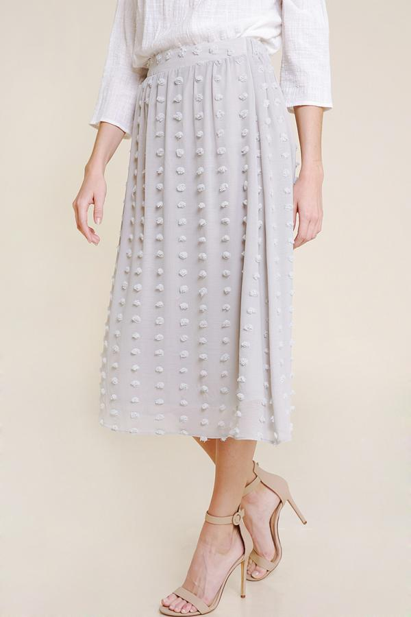 Betty dot skirt