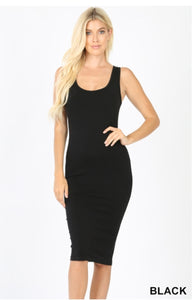 Opal Sleeveless Layering Dress