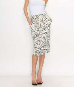 Jordan Skirt set(You must add both skirt and top to cart to get the set)