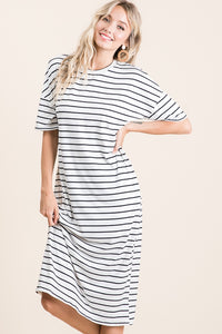 Lulu Striped Dress