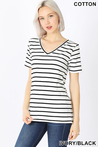 Ana Striped Top