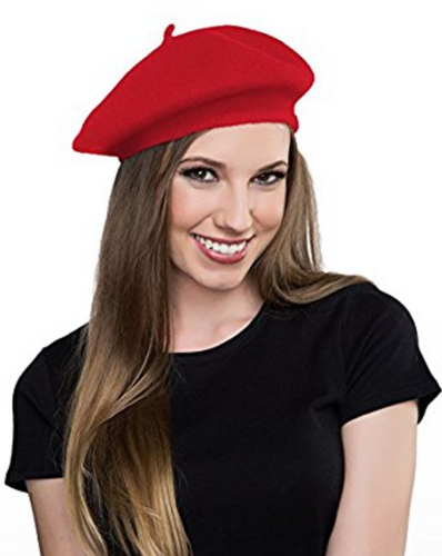 The Lady Beret