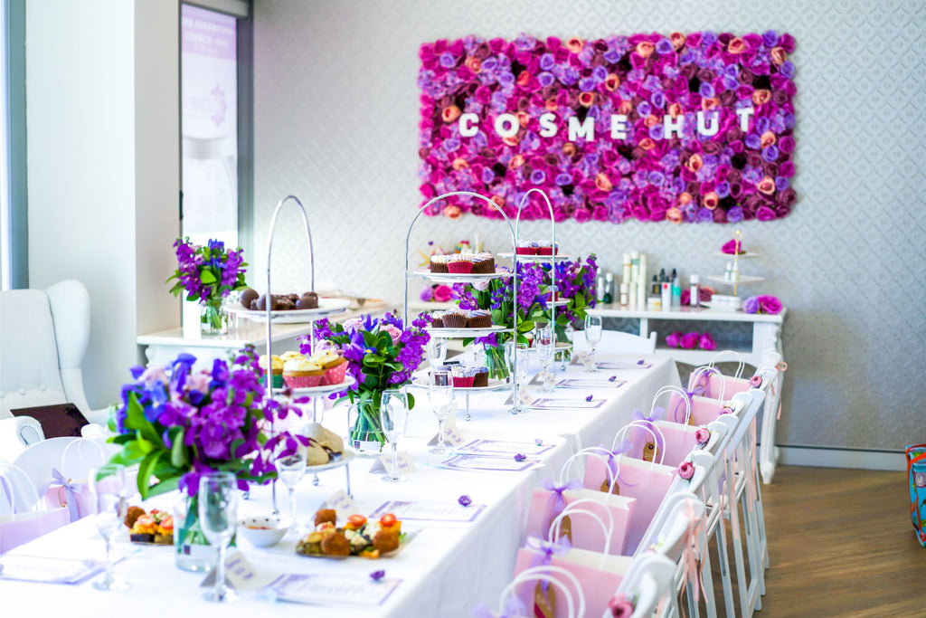 Perth's First K-BEAUTY Event: THE PURPLE HIGH TEA