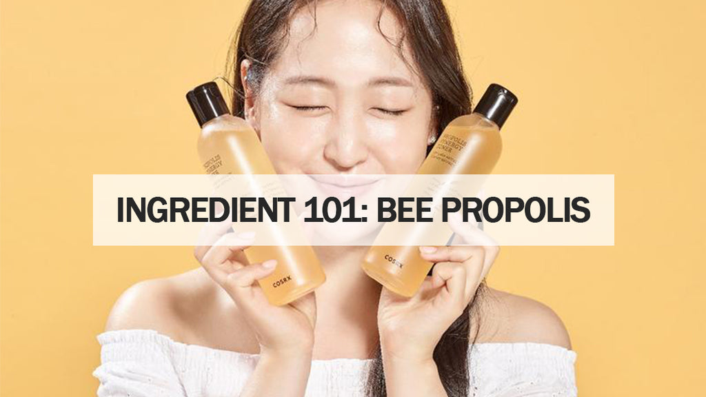 Propolis: Best Beauty Ingredient for Sensitive, Acne Prone Skin