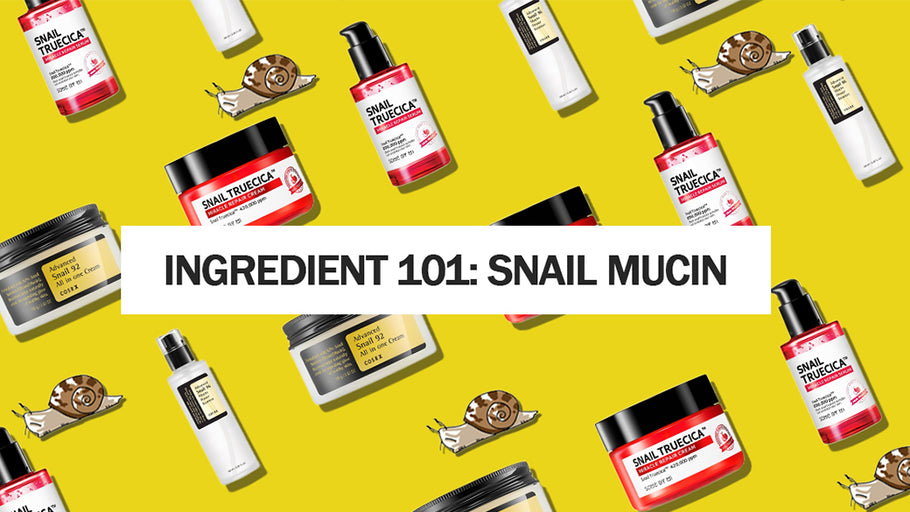 Everyone is putting Snail Slime (Mucin) on their face, and Here's Why.