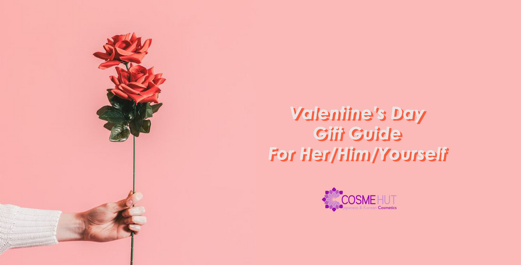 Cosme Tips: Valentine's Day Gift Guide for that Special Someone
