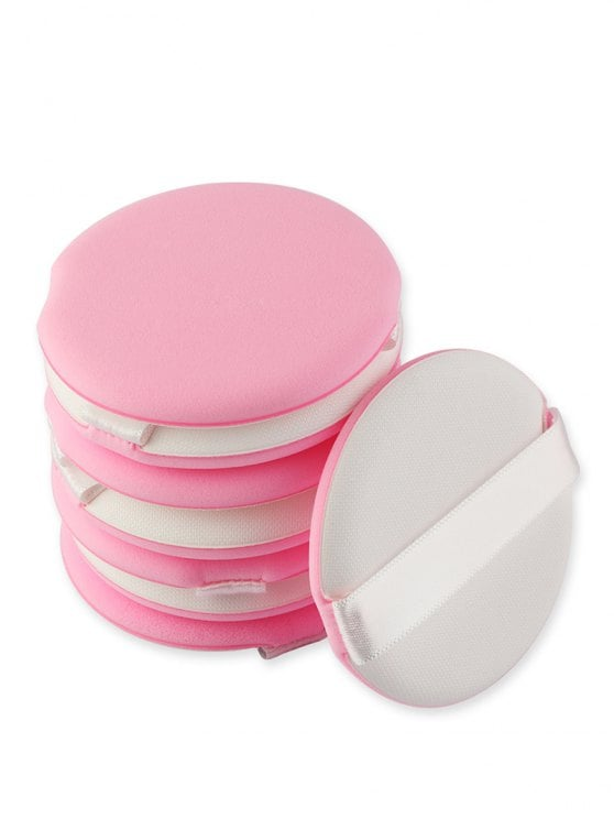 COSME HUT Cushion Puff (Pink) AUstralia