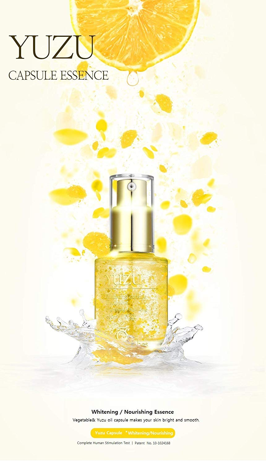 9WISHES YUZU ESSENCE CAPSULE COSME HUT AUSTRALIA