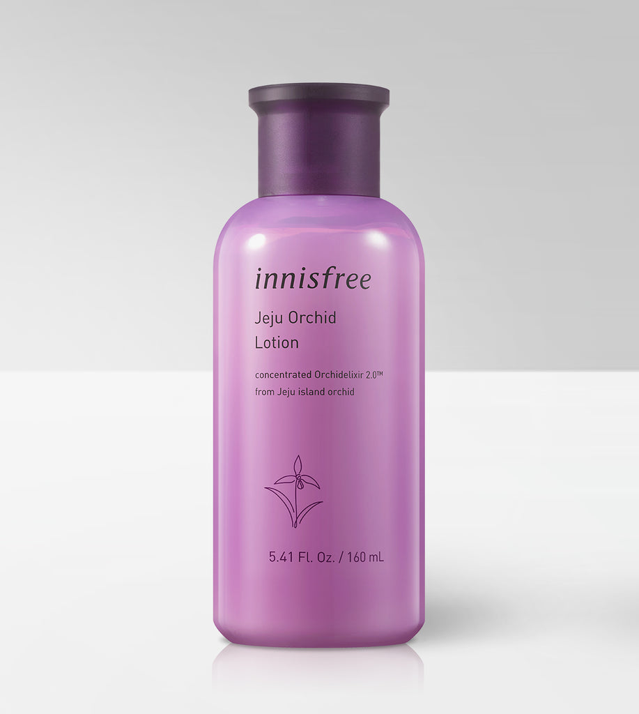 INNISFREE Jeju Orchid Lotion Cosme Hut korean beauty Australia
