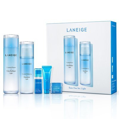 LANEIGE Basic Duo Set (Light) Cosme Hut korean beauty Australia