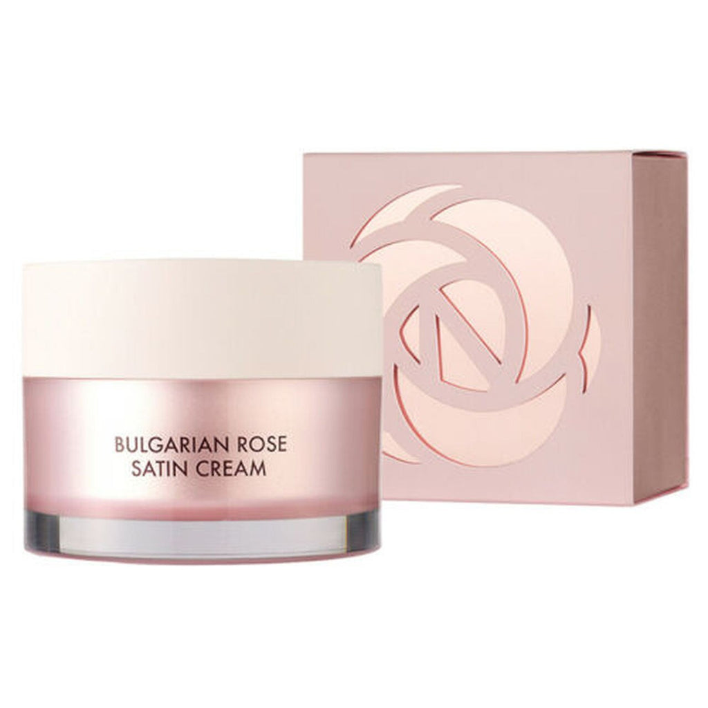 HEIMISH Bulgarian Rose Satin Cream Cosme Hut kbeauty Korean Skincare Australia